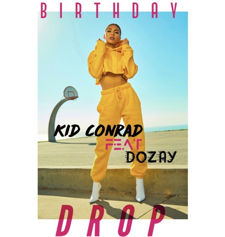 Birthday Drop Cover